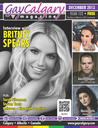 December 2013 Edition featuring Britney Spears